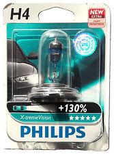 Philips X-Treme Vision +130% H4 12v 60/55w 12342xvb1 (individual)