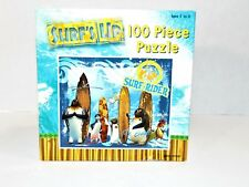 Surf's Up Sony Picture Animation 100 Piece Jigsaw puzzle NEW Pressman