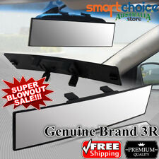 Genuine Brand3R 300mm Convex Car Rear View Mirror Car Wide-angle Rearview Mirror