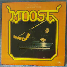 MOOSE SMITH Call Of The Moose 1979 LP RARE Milk & Honey MH1021 BUY 2, GET 1 FREE