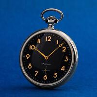 Molnija Pocket Watch 3602 Russian Analog Watch Zodiak Zodiac Sign Zodiac