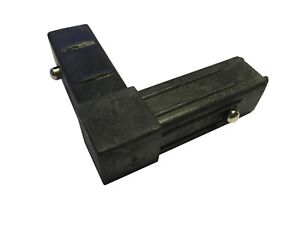 OTTOMAN CORNER PLASTIC L BRACKET WITH OR WITHOUT METAL PIN LOCKS TRACKED