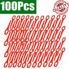 100Stks lames de rechange pour coupe-bordures sans fil LIDL FRTA 20 A1 Lidl IAN
