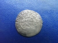 Edward III Penny 4th coinage Durham mint 1351-61 annulet on each shoulder