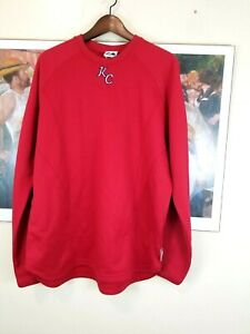 Kansas Chiefs Majestic NFL Red long Sleeve L 100% Polyester Shirt #14