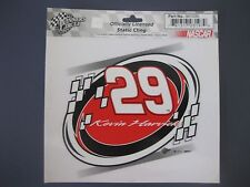 "KEVIN HARVICK #29 STATIC CLING 5""x 6"" NEW BY WINNER'S CIRCLE"