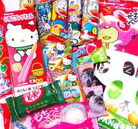 Japanese Candy Dagashi Sweets Cute Set Chocolate, Candy (20packs)