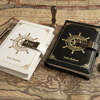 Newest Notebook With Lock Diary Retro Password Book Diary Journal Lockable