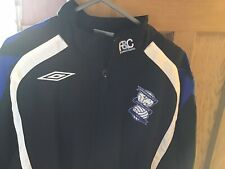 Birmingham City Tracksuit Top  Retro