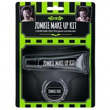 Halloween Horror Effect Make Up Kit Zombie Fake Skin Dirt Face Paint Fancy Dress