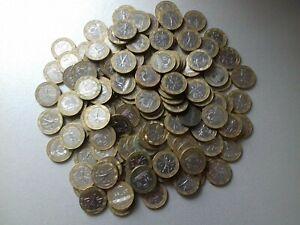 Lot de 100 monnaies de 10 Francs Génie de la Bastille dates diverses