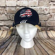 Notre Dame Fitting Irish Amerian Flag Logo adidas Climalite Men's S/M Hat Cap