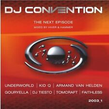 DJ CONVENTION =next episode= Helden/Tiesto/Gouryella/KidQ...=2CD= groovesDELUXE!