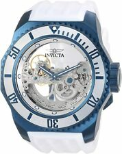 Invicta Men's Russian Diver Automatic 3 Hand Silver Dial Watch 25627