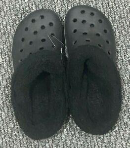 Unisex Garden shoes Black Size 8-9 Not crocs