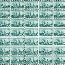 1964 New York Worlds Fair - 53 Year Old Mint Sheet of 50 Stamps L@@K!
