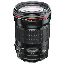 Canon EF 135mm f/2  L USM Lens USA Warr  2520A004