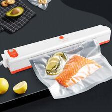 Food Vacuum Sealer Machine Home Kitchen Sealing System Meal Fresh Saver Packing