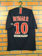 Neymar Jr Paris Saint Germain PSG Jersey 2018 2019 Home M Shirt Nike 894432-411