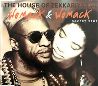 The House Of Zekkariyas aka Womack & Womack Maxi CD Secret Star - Europe