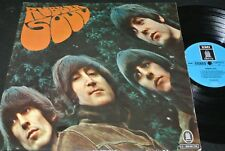THE BEATLES Rubber Soul / 60s German Reissue LP EMI ODEON 1C062-04115