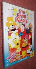 THE SHOE PEOPLE (1987) DVD, COMPLETE 26 EPISODES,CHILDRENS KIDS TV SHOW SERIES