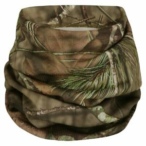 Harkila Moose Hunter 2.0 Hunting Neck Gaiter Face Mask - Mossy Oak Camo