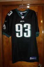 NWT Reebok NFL Jevon Kearse Philadelphia Eagles Sewn Jersey, Men's 54
