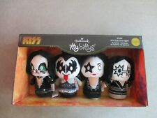 KISS ROCK BAND HALLMARK ITTY BITTYS KISS COLLECTOR SET SEALED PACKAGE