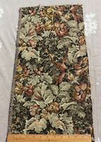 Antique French c1920-30 Cotton Jacquard Tapestry Sample Fabric~Reserved