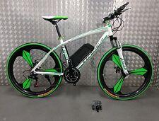 Pedalease 2 Fast 4u MTB Mid Drive bici elettrica 36v 250W personalizzata in 4 COLORI