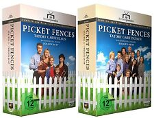 Picket Fences - Tatort Gartenzaun (Staffel 3+4 - 2 Seasons) Fernsehjuwelen DVD