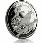 2020 1 oz Montserrat Oriole .999 Silver Coin (BU) 1 oz Silver Coin #A525 <br/> Sealed in Mint Capsule