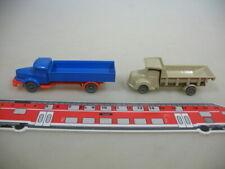 Y386-0, 5 #wiking H0 / 1:87 Model Truck Krupp 480/1 + Kipper 440; 2.Wahl