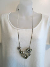 Vintage Gold  Retro Style Fashion Statement Detailed  Long Length  Necklace