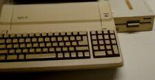 Original Apple IIe Enhanced with Disk Drive Works!!  Ships Worldwide