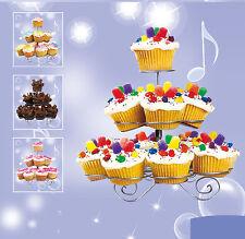 13 CUPCAKES CUPCAKE STAND 3 TIER PARTY WEDDING BIRTHDAY CHRISTMAS CELEBRATION