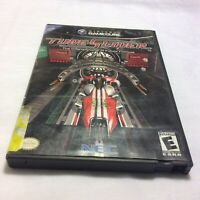 Tube Slider (Nintendo GameCube, 2003) Complete With Manual Free Shipping Good