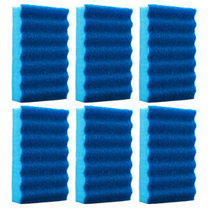 6pk Quickie Non-Scratch Scrub Sponges All Purpose Cleaning Pads