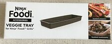 Ninja Foodi Grill Veggie Tray - Black, New in Box | Free shipping !