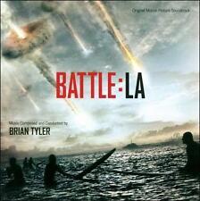 1 CENT CD Battle: Los Angeles [Soundtrack] brian tyler