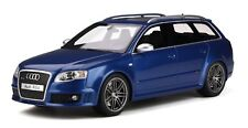 Audi RS4 B7  Sepang Blue  Limitiert 999 Stück  Otto Models OT785  1:18  OVP NEU