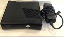 Microsoft Xbox 360 S 250 GB Black Console Bundle