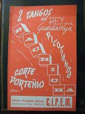 Partition Tangos Picotiando Corte Portenio Bachicha