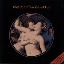 "Enigma Principles Of Lust Uk 4 track 12"" including sadeness"