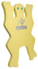 EYELINE GHOST POOL FUN MAT Beach Kids Adults Foam Float Lounge Yellow  EYFMA