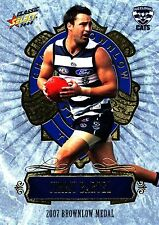 2008 Select Medal Jimmy Bartel Brownlow Geelong MC1