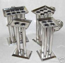 TWIN TUBE TAPER Metal Candle Mold (10 inch Tapers)