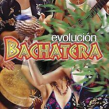 Various Artists : Evolucion Bachatera CD
