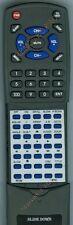 Replacement Remote for ROTEL RRDV94, RDV1060